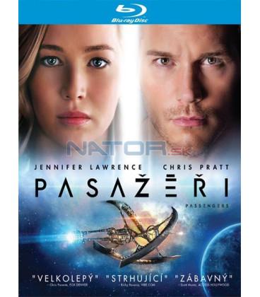 PASAŽÉŘI (Passengers) Blu-ray