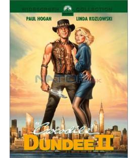 Krokodýl Dundee 2  (Crocodile Dundee II.)  CZ dabing DVD