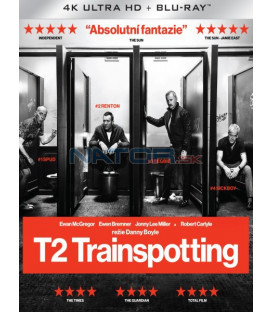 T2 TRAINSPOTTING UHD+BD - 2 x Blu-ray