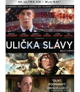 ULIČKA SLÁVY (Billy Lynns Long Halftime Walk) UHD+BD - 2 x Blu-ray