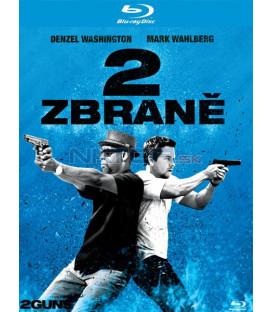 2 ZBRANĚ (2 Guns) - Big Face Blu-ray