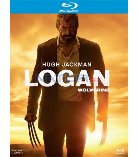 LOGAN: WOLVERINE - Blu-ray