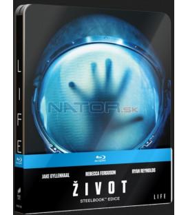ŽIVOT (Life) Blu-ray STEELBOOK