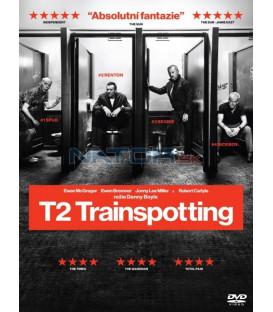 T2 TRAINSPOTTING DVD