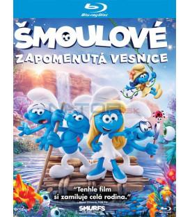 ŠMOULOVÉ: ZAPOMENUTÁ VESNICE / Šmolkovia: Zabudnutá dedinka (Smurfs: The Lost Village) Blu-ray