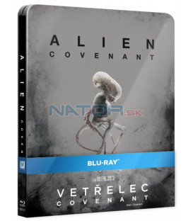 VETŘELEC: Covenant ( Alien: Covenant) Blu-ray STEELBOOK
