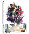 Kingsman: Tajná služba (kingsman: The Secret Service) Blu-ray Steelbook