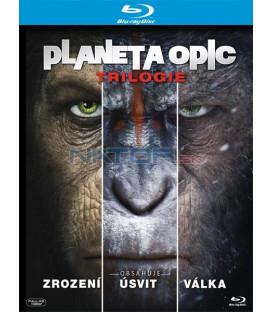 PLANETA OPIC TRILOGIE - KOLEKCE - Blu-ray (3 BD)