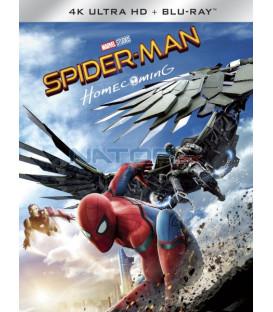Spider-Man: Homecoming UHD+BD - 2 x Blu-ray