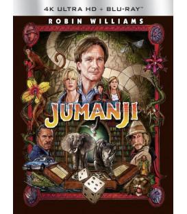 Jumanji UHD+BD - 2 x Blu-ray