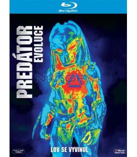 Predátor: Evoluce (The Predator) 2018 Blu-ray