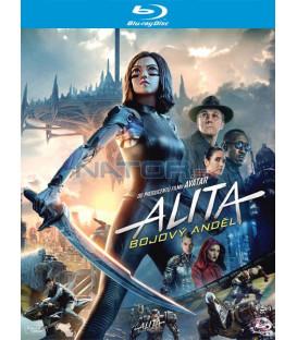 Alita: Bojový Anděl 2018 (Alita: Battle Angel) Blu-ray