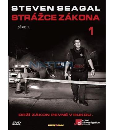 Steven Seagal - Strážce zákona - série 1. - disk 1(Steven Seagal: Lawman)