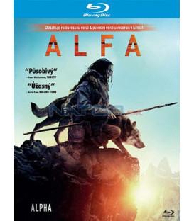 Alfa 2018 (Alpha) Blu-ray