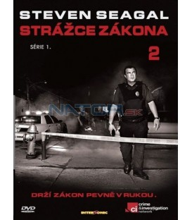 Steven Seagal - Strážce zákona - série 1. - disk 2(Steven Seagal: Lawman)