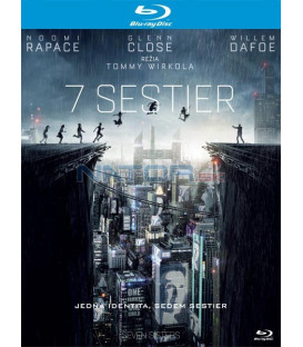 7 sestier 2017 (What Happened to Monday) Blu-ray (SK obal)