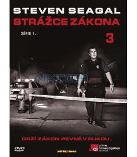 Steven Seagal - Strážce zákona - série 1. - disk 3(Steven Seagal: Lawman)
