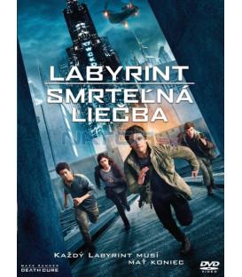 Labyrint: Smrteľná liečba 2018 (Maze Runner: The Death Cure) DVD  (SK obal)
