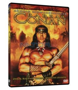 Barbar Conan (Conan the Barbarian) DVD