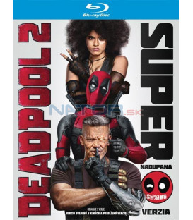 Deadpool 2 - 2018 Blu-ray (SK OBAL)