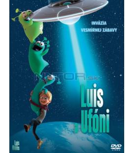 Luis a ufóni  2018 (Luis und die Aliens) DVD (SK OBAL)