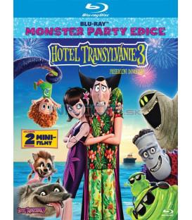 Hotel Transylvánia 3: Strašidelná dovolenka 2018 (Hotel Transylvania 3: Summer Vacation) Blu-ray (SK OBAL)