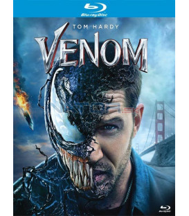 Venom 2018 Blu-ray