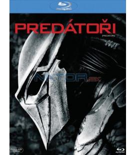 Predátoři - Blu-ray (Predators)
