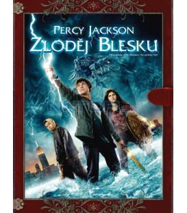 Percy Jackson: Zloděj blesku (Percy Jackson & the Olympians: The Lightning Thief) DVD KNIŽNÉ ADAPTÁCIE