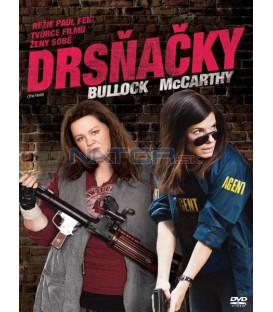 Drsňačky (The Heat ) DVD