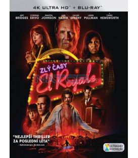 ZLÝ ČASY V EL ROYALE 2018 (Bad Times at the El Royale) (4K Ultra HD) - UHD Blu-ray + Blu-ray