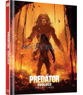 Predátor: Evoluce (The Predator) 2018 Blu-ray DIGIBOOK