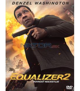 EQUALIZER 2 - 2018 (EQUALIZER 2) DVD (SK OBAL)