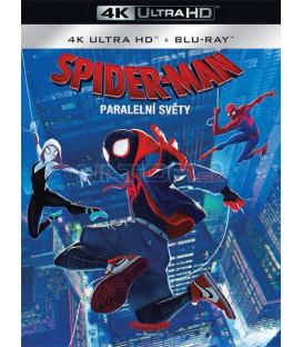 Spider-Man: Paralelní světy 2018 (Spider-Man: Into the Spider-Verse) (4K Ultra HD) - UHD Blu-ray + Blu-ray