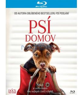 Návrat domov /Psí domov 2019 (A Dogs Way Home) Blu-ray
