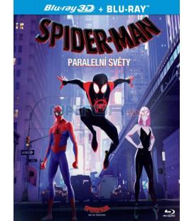 Spider-Man: Paralelní světy 2018 (Spider-Man: Into the Spider-Verse) Blu-ray 2D+3D