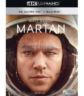 Marťan (The Martian) (4K Ultra HD) - UHD Blu-ray + Blu-ray