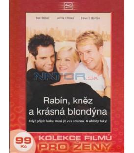 Rabín, kněz a krásná blondýna (Keeping the Faith)