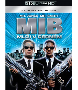 Muži v černém 1 - 1997 (Men in Black 1) (4K Ultra HD) - UHD Blu-ray + Blu-ray