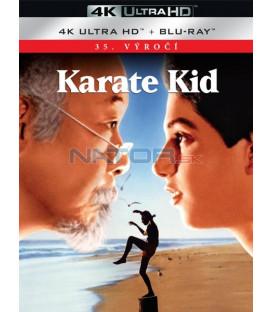 Karate Kid 1984 (The Karate Kid) (4K Ultra HD) - UHD Blu-ray + Blu-ray