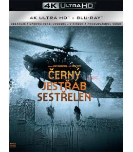 Černý jestřáb sestřelen 2001 (Black Hawk Down) (4K Ultra HD) - UHD Blu-ray + Blu-ray