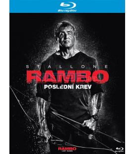 Rambo V: Poslední krev 2019 (RAMBO V: Last Blood) Blu-ray  Sylvester Stallone