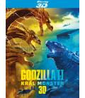 Godzilla II Král monster 2019 (Godzilla: King of the Monsters) 3D + 2D Blu-ray