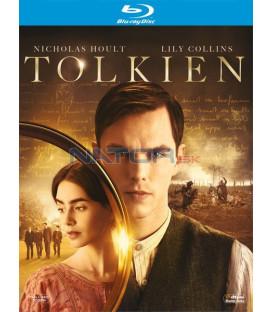 TOLKIEN 2019 Blu-ray