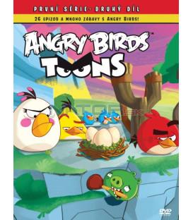 Angry Birds 1. série 2. Díl. DVD