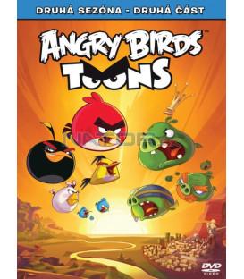 Angry Birds Toons 2. série 2. část DVD