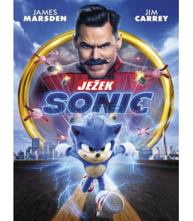 Ježko Sonic 2020 (Sonic the Hedgehog) DVD