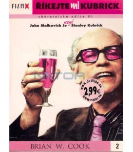 Říkejte mi Kubrick 2005 (Colour Me Kubrick: A True...ish Story) DVD