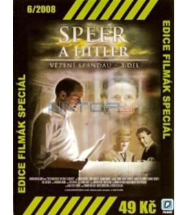 Speer a Hitler 3. díl - Vězení Spandau (Speer and Hitler: The Devil´s Architect) DVD