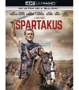 Spartakus 1960 (Spartacus) (4K Ultra HD) - UHD Blu-ray + Blu-ray